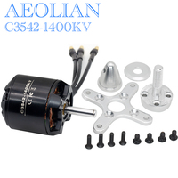 Aeolian motor C3542 1450KV with 5mm motor shaft for RC aircraft airplane quadcopter