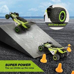 Image 4 - RTR צעצועי RC מרוצי מכוניות 1/32 2.4G במהירות גבוהה שלט רחוק מכונית 20 KM/H מיני RC להיסחף דגם חדש שנה של מתנה לילד