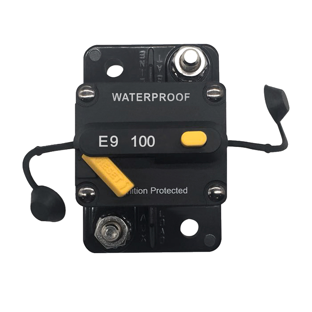 Switches 100Amp STETION 100 Amp Circuit Breaker Trolling with ...