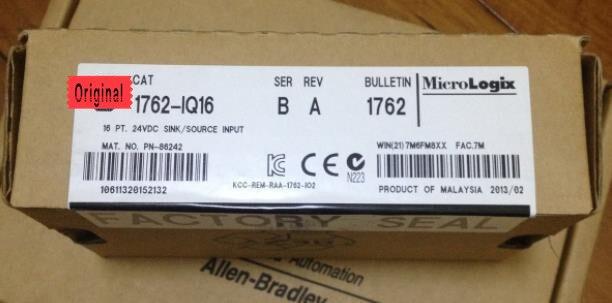 1762 IQ16 1762 IQ32T 1762 IF2OF2 1762 IF4 PLC New Original PLC Module Remote Controls     - title=