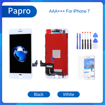 Grade AAA EBR For iPhone 7 8 Plus LCD With 3D Force Touch Screen Digitizer Assembly For iPhone 5S Display No Dead Pixel New for iphone 11 lcd display with 3d touch digitizer assembly no dead pixel lcd screen replacement display for iphone 11 pro max