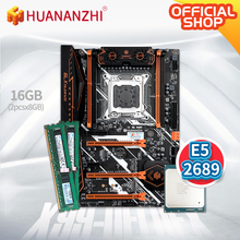 USB3.0 Huananzhi X79 Intel Xeon E5 2689 SATA3 DDR3 with Memory-Combo-Kit-Set PCI-E V7.1