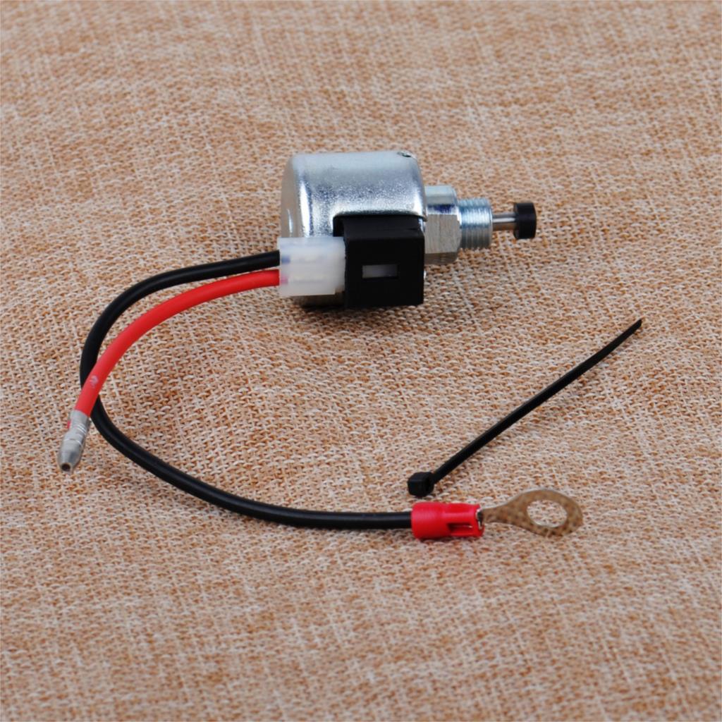 LETAOSK New Carburetor Solenoid Repair Kit Replacement Fit For Kohler 12-757-09 12-757-33S 1275733 12-435-02-S Accessories