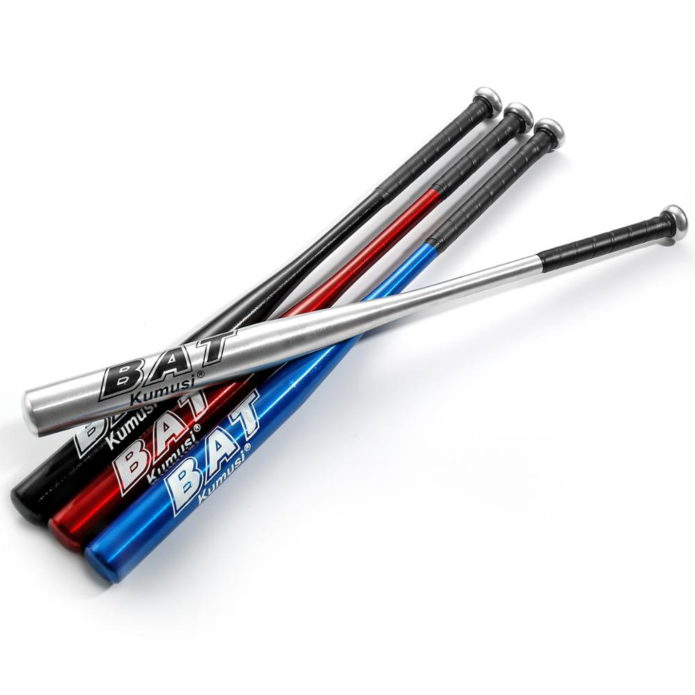 High Strenght 20 25 28 30 32 Inch Aluminum Baseball Bat Hard Ball Black Blue Red Training Softball Baseball Bat Stick