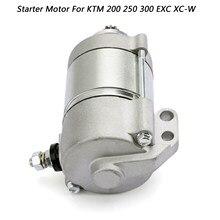 Rozrusznik motocyklowy 55140001100 55140001000 dla KTM 200 250 300 XC-W EXC EXC-E XC 2008-2012 2009 12V 410W