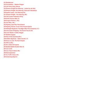Image 5 - 208 Trò Chơi Trong 1 DS Video Game Hộp Thẻ Cho Nintend NS NDS NDSL NDSi 2DS 3DS LL/XL pokemon Ngọc Trai Máy Chơi Game Phụ Kiện