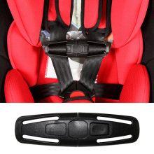 High quality Car Baby Safety Seat Strap Belt Harness Chest Child Clip Safe Buckle 1pc Toddler Clamp Seat Belts Accessories(China)