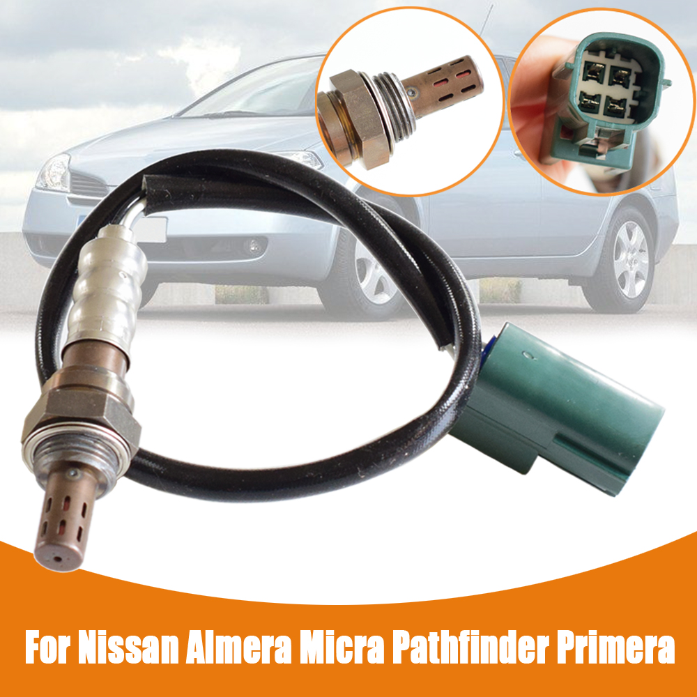 22690-au000 22690au000 4 fio sonda lambda sensor de oxigênio para nissan almera micra pathfinder primera 22690-ax000