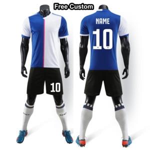 New Futebol Team Sport Kit Men