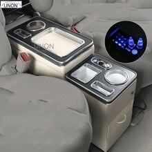 For Toyota VOXY NOAH 2018 2019 Center Centre Console Storage Box Armrest Arm Rest Rotatable