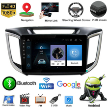 2din Android 9.1 Car Radio Multimedia Video Player per Hyundai Creta ix25 2014-2018 Car Stereo di Navigazione di GPS Wifi bluetooth