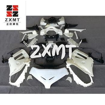 Juego de carenado completo ZXMT para Goldwing 1800 2012-2015 GL 1800 2013 2014 JY1800 inyección blanca sin pintar Goldwing1800 12