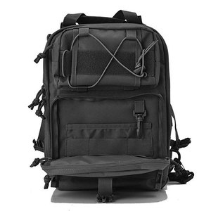 Image 4 - Tactical Assault Backpack Military Army Molle Bag Waterproof Hiking Rucksacks Sling Pack for Outdoor Sports Camping Hunting 20L