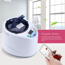 2L Home Steamer Fumigation Machine Home Steam Generator for Sauna Spa Tent Body Therapy For Smart Multifunction House Using
