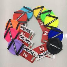 10 разных цветов, маленькие карманные гибкие летающие диски с застежкой-молнией, можно выбрать мягкий новый спиновый летающий диск для игры ...