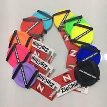 Zipchip – Mini disques volants flexibles à puce Zip de poche, 10 couleurs différentes, possibilité de choisir un nouveau Spin doux pour attraper le jeu