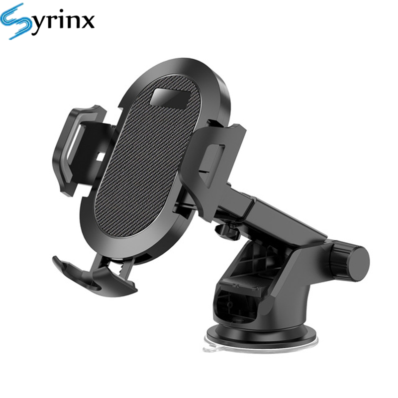 2020 Windshield Gravity Sucker Car Phone Holder Phone Universal Mobile Dashboard Support For IPhone Smartphone 360 Mount Stand