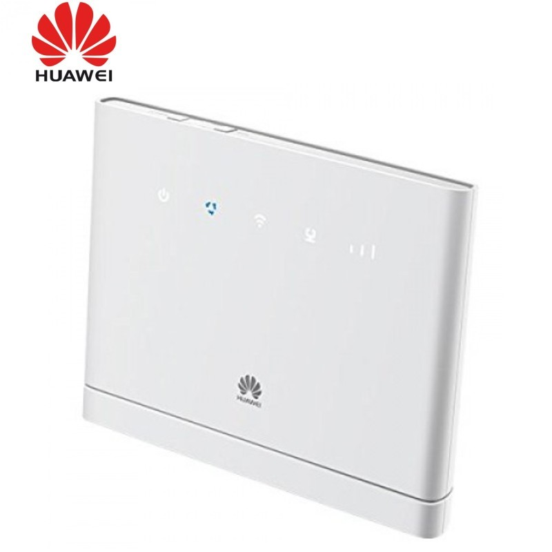 Huawei B315s-22 LTE CPE 4G 4xLAN USB Mobile Wifi Router  With Antenna Unlocked