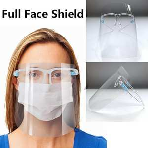 Cover Glasses Splashing-Screen Protect-Oil Clear Cook Outdoor Adjustable Lady 5/10pcs