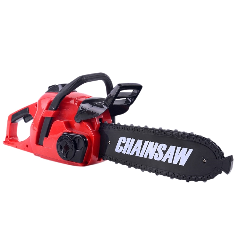 Pretend Play Tool Toys Rotating Chainsaw With Sound Simulation Repair Tool House Play Toys For Boys Children Kids
