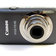USED canon 115HS digital camera 1280 x 720 4x zoom lens f/2.