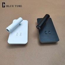 7W вело светильник стены черный и белый современный свет для спальни гостиной кабинет прикроватная бра 110 в 220 В