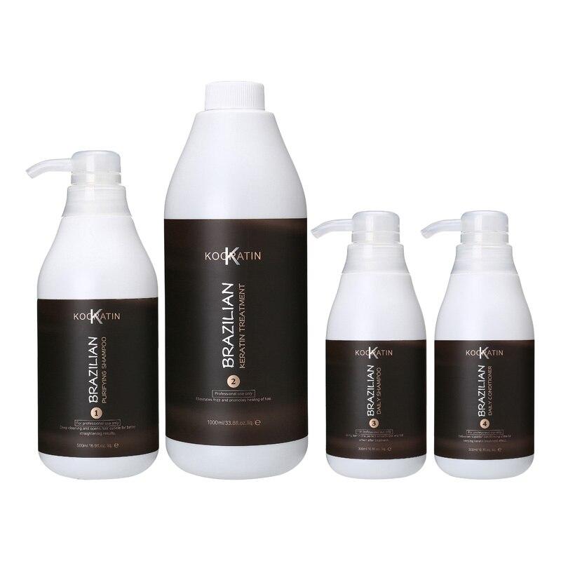 Hair Shampoo and Condtioner Set Deep RepairMoisturize Professional Daily CareAfter KeratinTreatment Hair Health