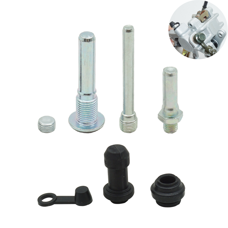 Задний тормозной насос для мотоцикла, тормозной насос, комплект для ремонта винтов, аксессуары, крышка, уплотнительное кольцо для CRF 250 450