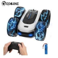 EACHINE EC10 Stunt RC Car Double Sided 360° Rotation and Flip Remote Control Electric Drift Car High Speed Autos For Adults Kid