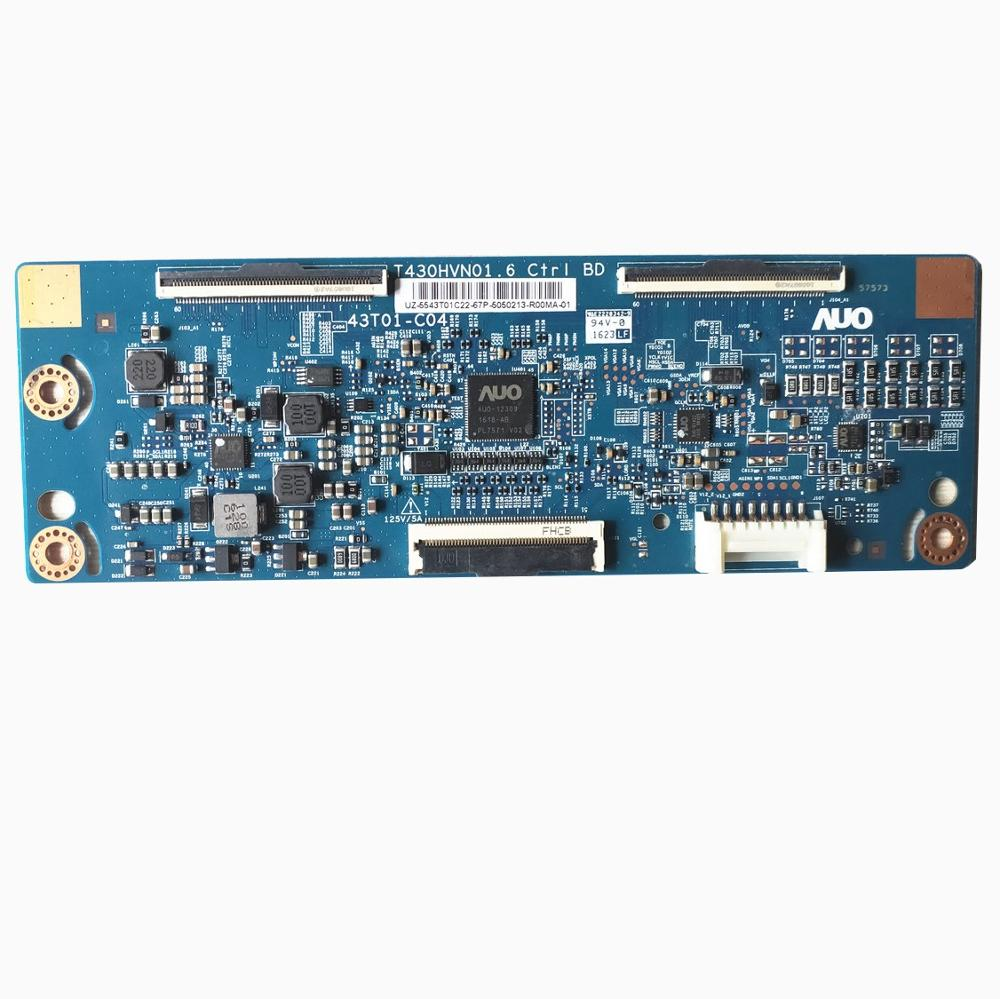 Original Logic Board Card Supply For Samsung 43T01-C04 T430HVN01.6 T-CON Board UA43J5088ACXXZ UN43J5000BF UE43M5505AKXXC