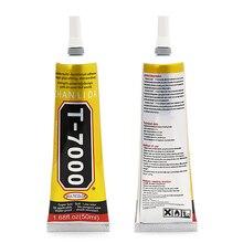 T-7000 50 мл супер клей эпоксидный полимерный клей ремонт трещин корпусный герметик клейкая лента