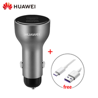 Huawei Car Charger SuperCharge Max 22.5W Quick Charge for Huawei Mate 9 with Original Huawei 5A Cable