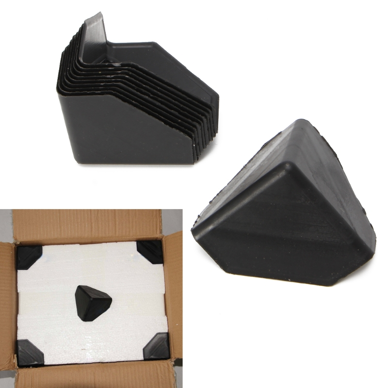 10PCS Plastic Corner Protectors For Shipping Boxes To Protect Valuable Furniture 37MD