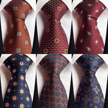 Mens Business-Style Classic Ties
