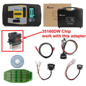 Image 3 - 5pcs/lot VVDI 35160 35160DW IC Chip Reject Red Dot No Need Simulator Replace M35160WT Adapter for VVDI Key Programmer