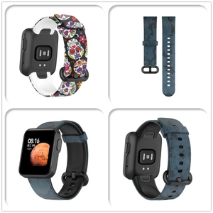 Image 3 - のためのxiaomi mi腕時計liteグローバル版の交換カラフルなリストバンドredmi腕時計mi腕時計lite sma