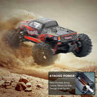 Pokich Large Size 1:16 Scale High Speed RC Toys 4WD 2.4Ghz Remote Control Truck Radio Electronic  Controlled Off-road RC Car