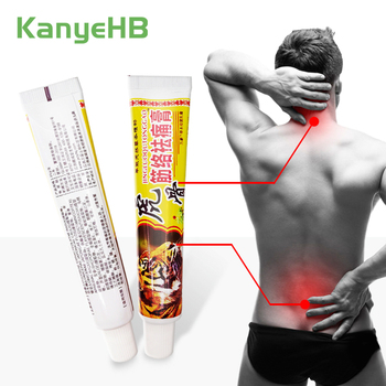 1pcs Tiger Balm Analgesic Cream Ointment for Rheumatoid Arthritis Joint Back Neck Pain Relief Chinese Medical  Plaster S022