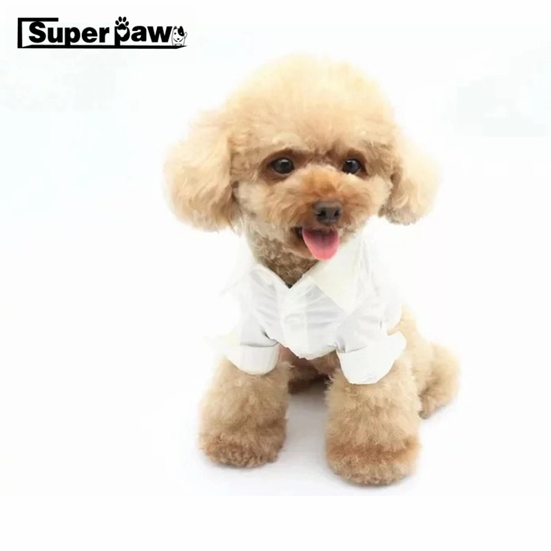 Fashion Pet Dog Shirt Clothes For Small Medium Puppy Dogs Clothing Coat Outdoor Costumes French Bulldog Dropshipping ZLC12