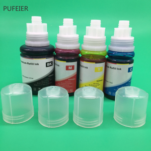 Image 2 - 4PCS 502 102 104 T502 T102 T104 Refill Farbstoff Tinte Kits Für Epson ET 2700 ET 2710 ET 2711 ET 2750 ET 3700 ET 3750 ET 4750