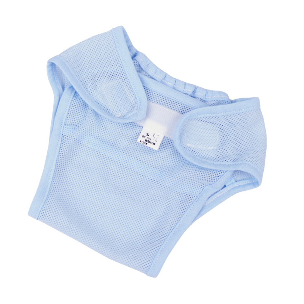Reusable Baby Cloth Diapers Pants Pocket Cloth Newborn Breathable Washable Mesh Comfortable Soft Skin-friendly Summer Leakproof