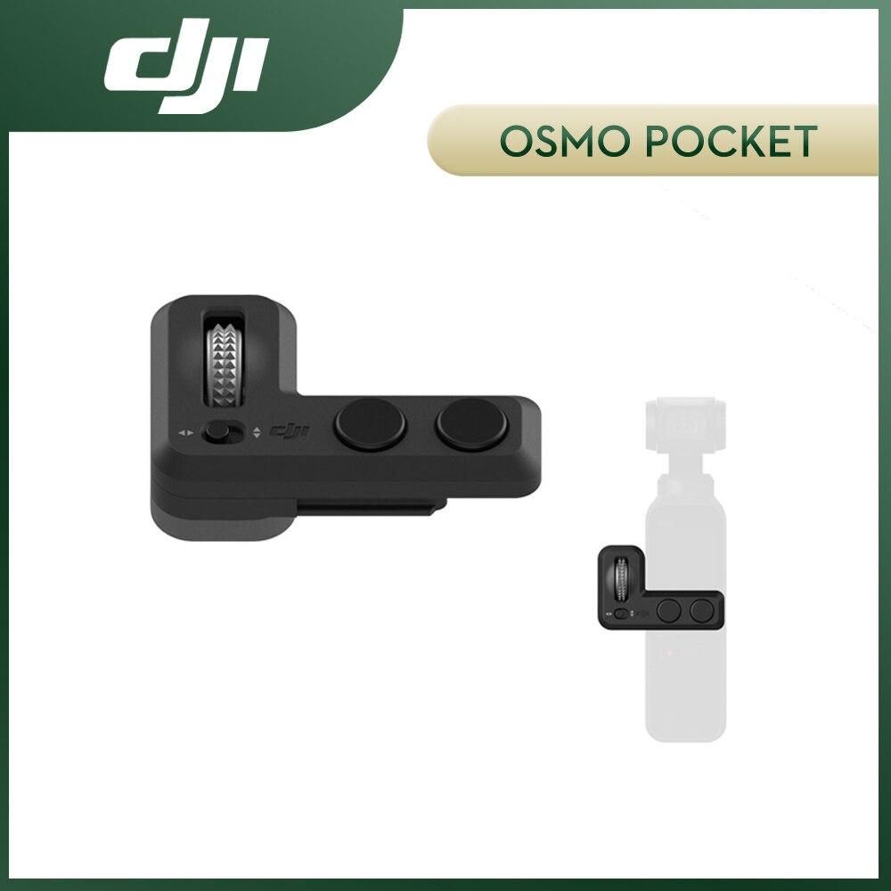 Dji osmo controlador de bolso roda sem embalagem acessório cardan controle para osmo bolso acessórios originais em estoque nova chegada