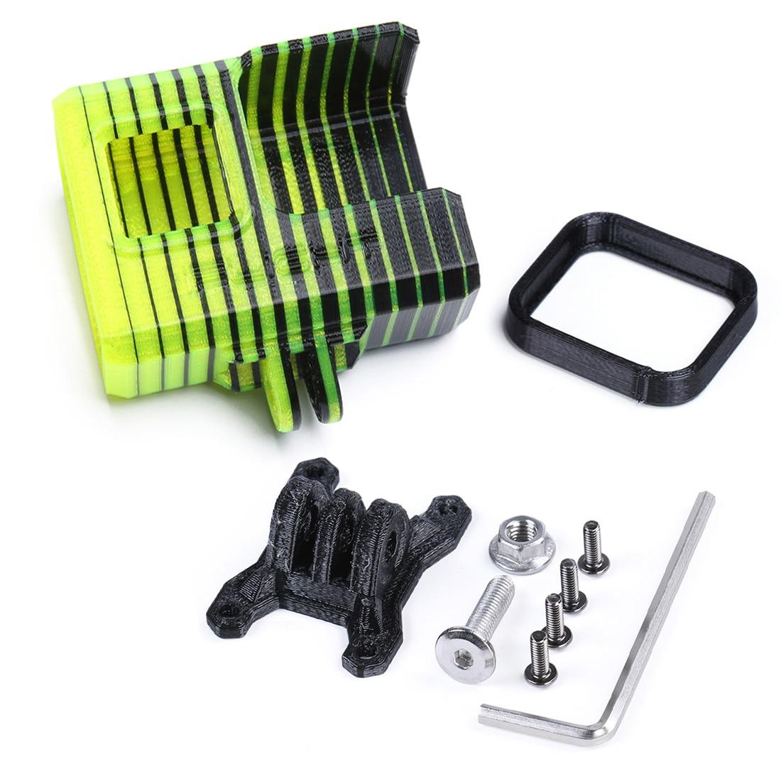 Iflight tpu ajustável adaptador de montagem gopro 0-60 graus para gopro hero 5/6/7 para bumblebee verde hornet/nazgul5 xl5 acessórios