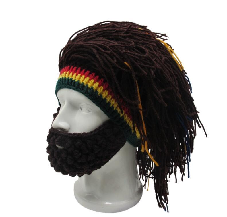 Jamaica Dreadlocks Hat Cotton Thread Cap