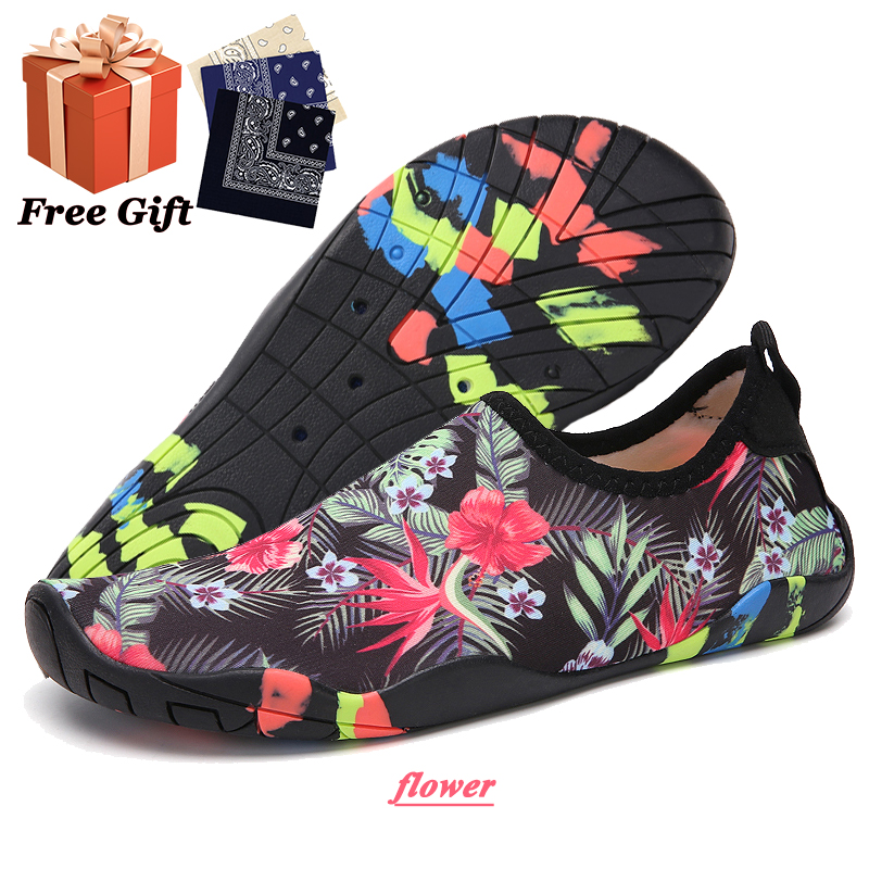 Wading Shoes Beach Quick-Drying Fitness New Light Amphibious Parent-Child