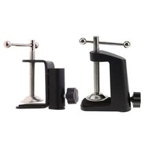 Aluminum Alloy Iron Cantilever Bracket Clamp for Mic Stand Table Lamp Desk Clip