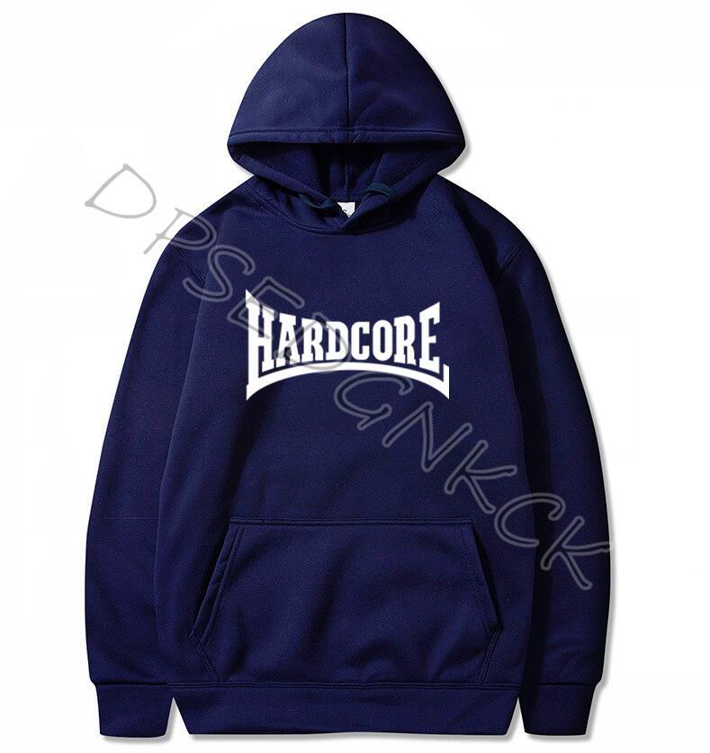 Hardcore Fashion Brand Men's Hoodies  Spring Autumn Male Casual Hoodies Sweatshirts Men And Women Sweatshirt Tops A158