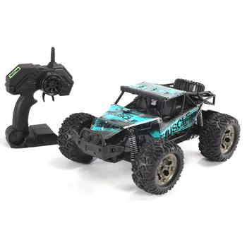 RC Car 4WD 2.4GHz Climbing Car 4x4 Double Motors Car Remote Control Model Off-Road Vehicle Toy