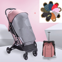 Dearest Baby stroller 2019 new kinderwagen can sit and fold portable baby stroller for Newborn baby все цены