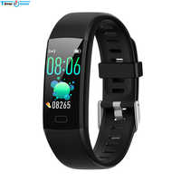 Time Owner Y10 1.14 inch Smart Band Pedometer Heart Rate Blood Pressure Monitor Fitness Bracelet IP67 Waterproof Smart Wristband